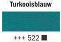 Turkooisblauw