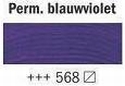 Permanent blauw violet 40 ml