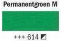 Permanent groen middel 40 ml
