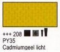 Cadmiumgeel licht 75 ml tube
