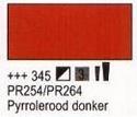 Pyrrolerood donker 75 ml tube