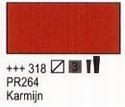 Karmijn 75 ml tube