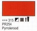 Pyrolerood 75 ml tube
