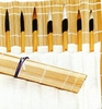 Penselen matje Bamboe  per stuk