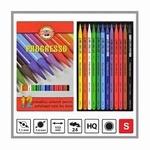 Kleurpotloden a 12 kleuren