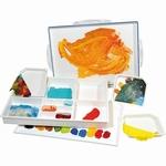 schilderspalet box afsluitbaar