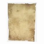 Oorkonde papier A4