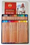 Pastelpotloden soft 48 kleuren