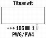 Titaanwit 200 ml