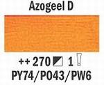 Azogeel donker 200 ml