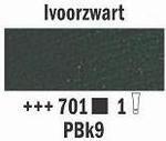 Ivoorzwart
