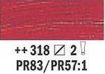 Karmijn rood 200 ml