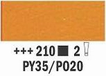 Cadmiumgeel donker 200 ml