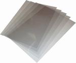 Transparant folie 0,3mm