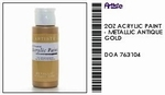 Metallic antiek goud 59 ML