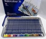 Derwent-Aquarelpotloden 36 Kleuren