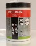 Amsterdam heavy gel medium Glans 1000ml