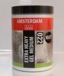 Amsterdam Extra heavy gel medium Matt 1000ml