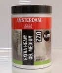 Amsterdam Extra heavy gel medium Matt