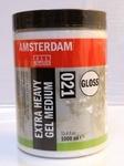 Amsterdam extra heavy gel medium glans 1000ml