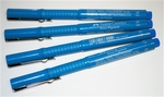 Fineliner blauw