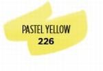 Pastel geel 226