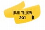 Licht geel 201