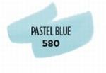 Pastel blue 580
