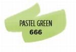 Pastel groen 666