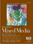 Mix media papier blok