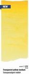 Transparant geel medium