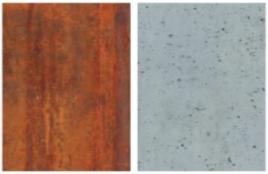 Vario karton roest-beton motief