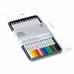 Kleurpotloden W&N 12 kleuren