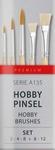 Hobby penselenset A135