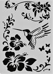 Sjabloon Kolibri