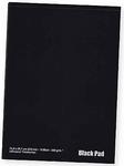 Black pad A4