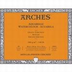 Arches aquarelblok 20x26cm