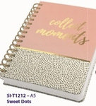 Schetsboek Jolie A5