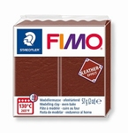 Fimo leather Nut