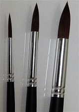 acryl-olieverf-penselen SETS