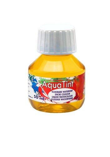 Aquatint inkt