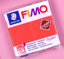 Fimo leather