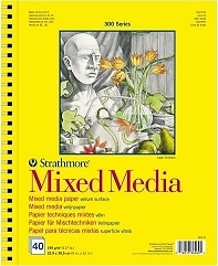 Mix media bloks