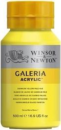 Winsor&Newton Galeria acrylverf 500ml